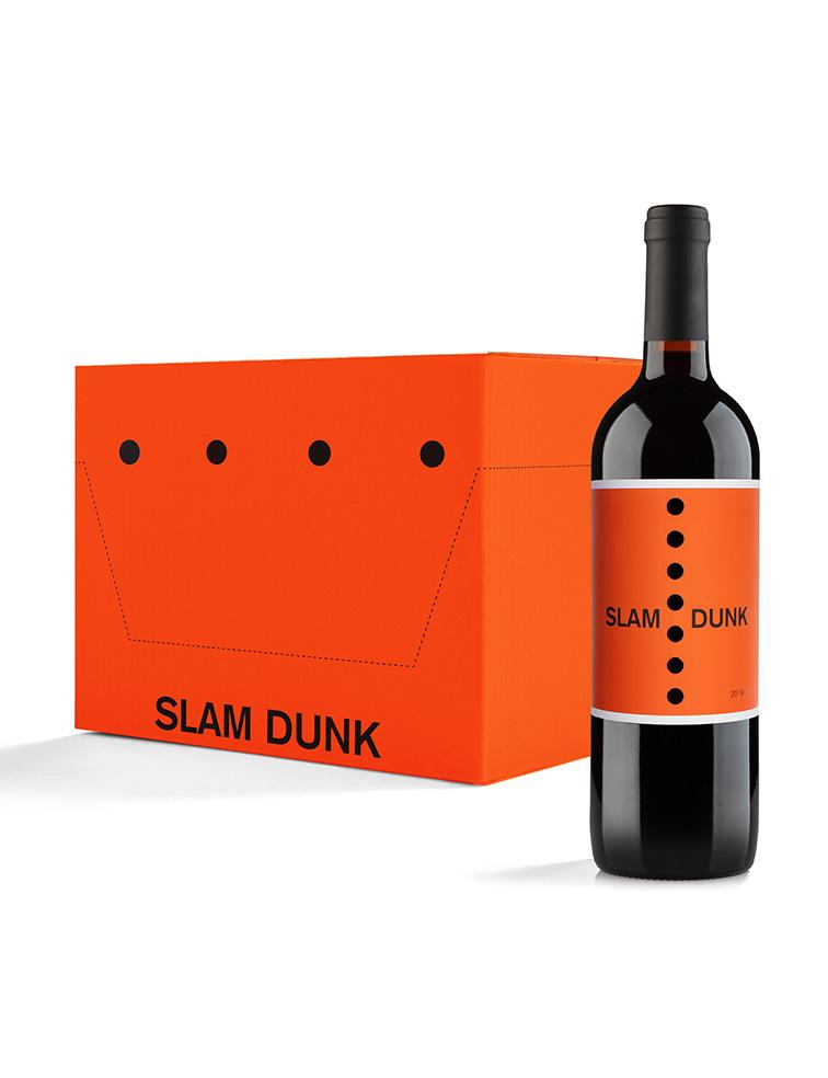 2019 Slam Dunk Case and Display Setup